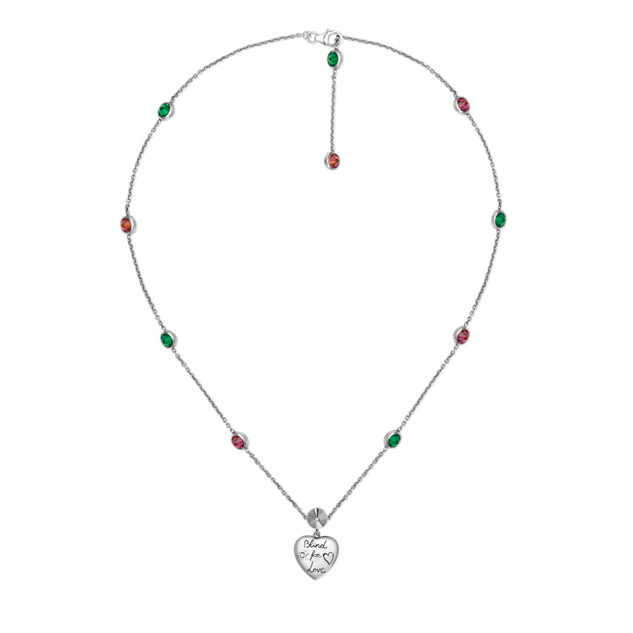 Gucci Blind For Love Pendant