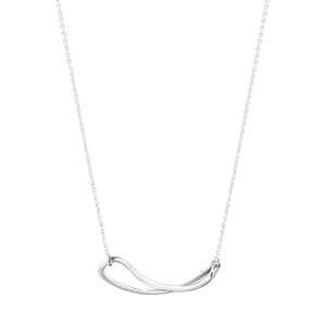 Georg Jensen Sterling Silver Infinity Pendent