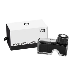 Montblanc Mystery Black Ink Bottle