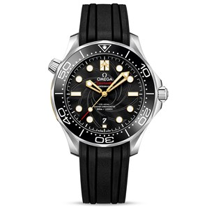 OMEGA CO‑AXIAL MASTER CHRONOMETER 42 MM DIVER JAMES BOND EDITION