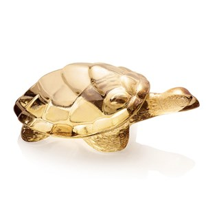 Lalique Caroline Turtle Sculpture