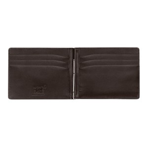 Montblanc Meisterstück Wallet 6cc with Money Clip