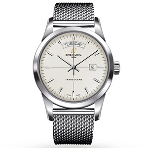 Breitling Transocean Day and Date A4531012/G751/154A