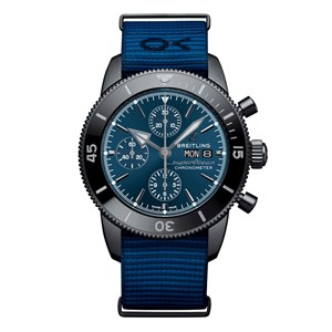 Breitling Superocean Héritage II Chronograph 44 Outerknown M133132A1C1W1