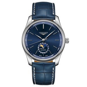 Longines Master Collection Moon Phase Watch