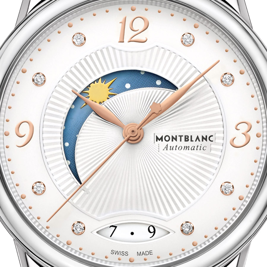 Montblanc Bohème Day & Night 34mm