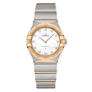 Omega Constellation Manhattan Quartz 28mm 131.20.28.60.55.002