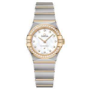 Omega Constellation Manhattan Quartz 25mm 131.25.25.60.55.002