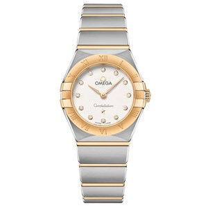 Omega Constellation Manhattan Quartz 25mm 131.20.25.60.52.002