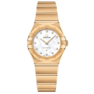 Omega Constellation Manhattan Quartz 25mm 131.50.25.60.55.002