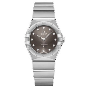 Omega Constellation Manhattan Quartz 28mm 131.10.28.60.56.001