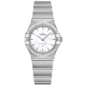 Omega Constellation Manhattan Quartz 25mm 131.10.25.60.05.001