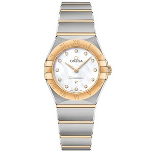 Omega Constellation Manhattan Quartz 25mm 131.20.25.60.55.002