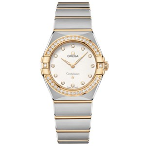 Omega Constellation Manhattan Quartz 28mm 131.25.28.60.52.002
