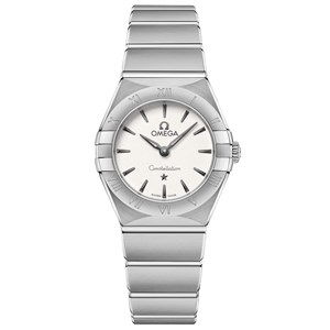 Omega Constellation Manhattan Quartz 25mm 131.10.25.60.02.001