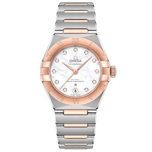 Omega Constellation Manhattan Omega Co-Axial Master Chronometer