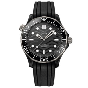 Omega Seamaster Diver 300M Omega Co-Axial Chronometer 43.5mm