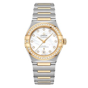 Omega Constellation Manhattan Omega Co-Axial Master Chronometer 29mm