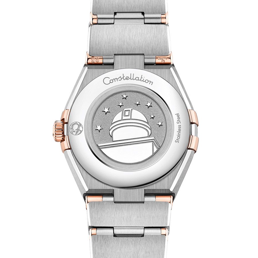 Omega Constellation Manhattan Quartz 25mm