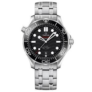 Omega Seamaster Diver 300M Omega Co-Axial Master Chronometer 42mm