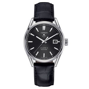 TAG Heuer Carrera Calibre 5 Automatic Watch WAR211A.FC6180