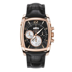 Parmigiani Fleurier Kalpa Kalpagraphe Rose Gold Black Watch