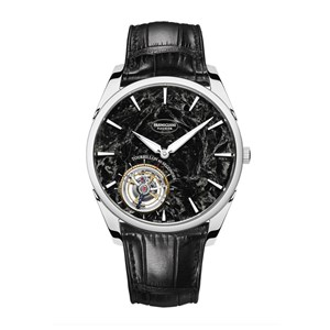 Parmigiani Fleurier Tonda 1950 Tourbillon Black Jade Watch