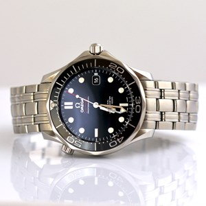 Pre-Owned Omega Seamaster Diver 300M Co-Axial 41mm
