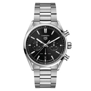 TAG Heuer Carrera Automatic Chronograph Black