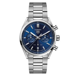 TAG Heuer Carrera Automatic Chronograph Blue