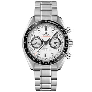 Omega Racing Speedmaster Co-Axial Chronometer Chronograph 44.25mm
