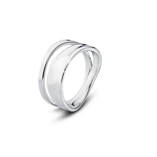 Georg Jensen Marcia Sterling Silver Ring 3561100