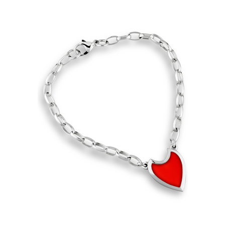 Beards Scarlet Lovestruck Bracelet