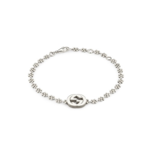 Gucci Interlocking G Bracelet YBA481687001