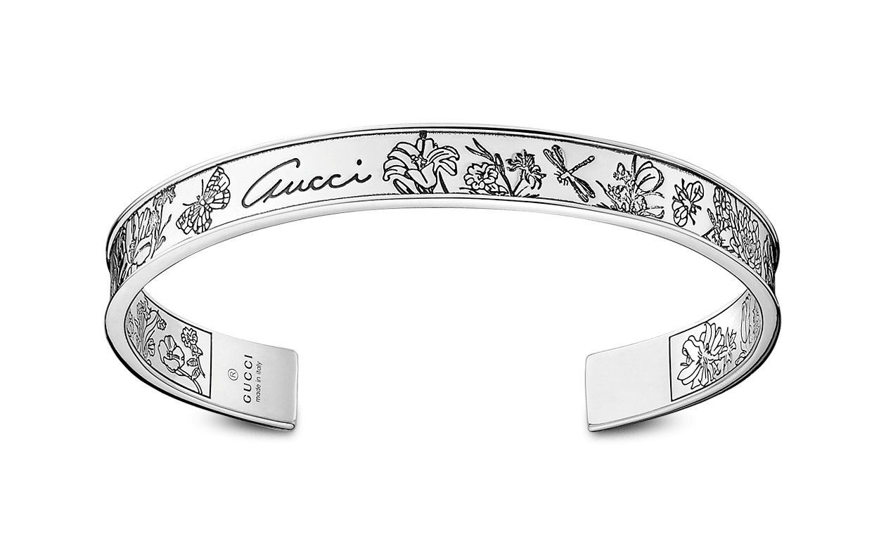 Gucci Flora Bangle