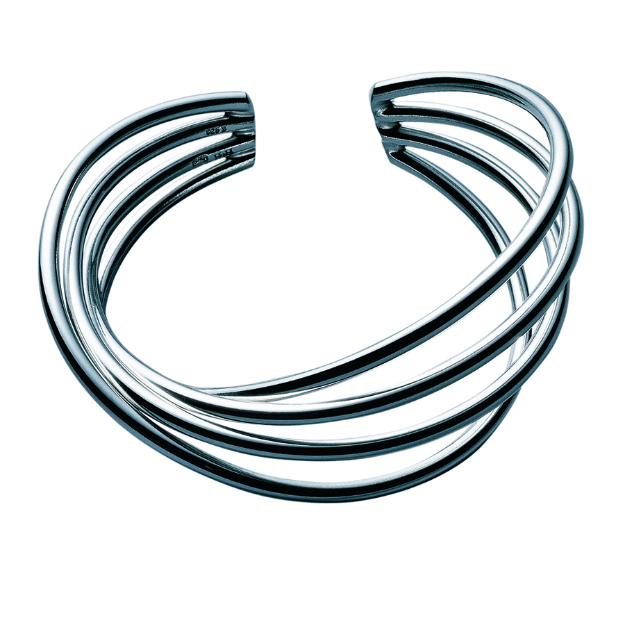 Georg Jensen Alliance Bangle 3530419