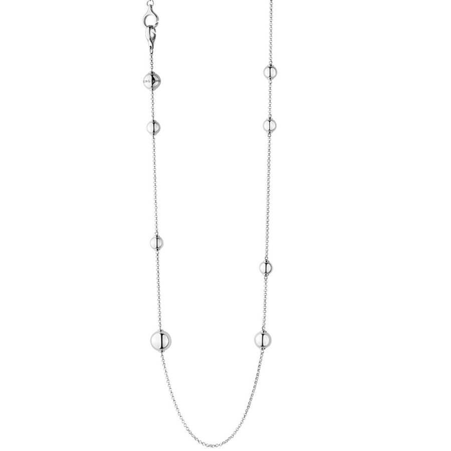 Georg Jensen Sphere Sautoir Necklace