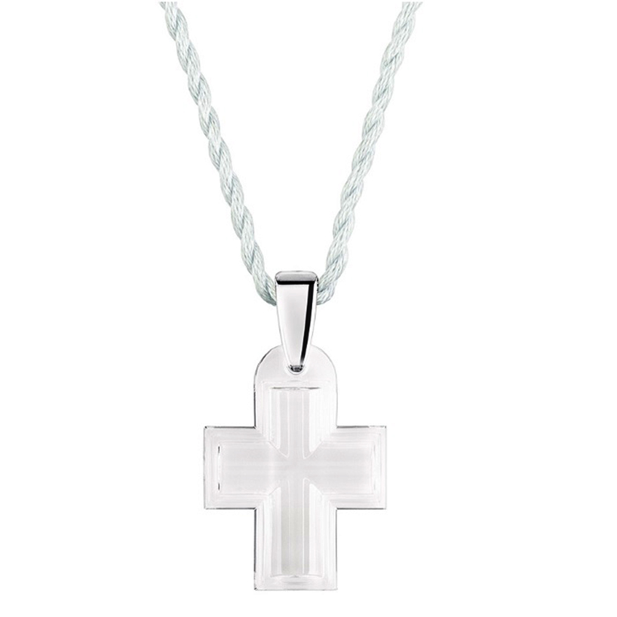 Lalique Cross Pendant 7620000