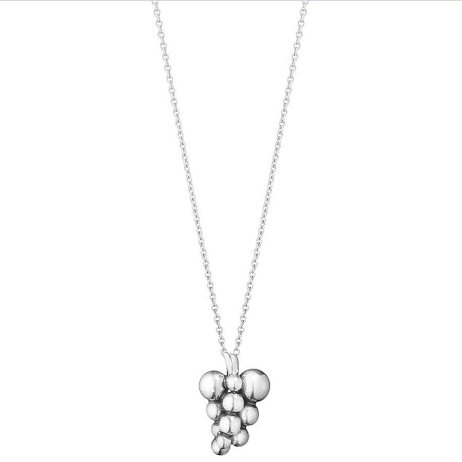 Georg Jensen Sterling Silver Grape Pendant 3536415