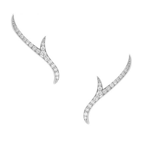 Stephen Webster Thorn Stem Earstuds WE0932 WGWD