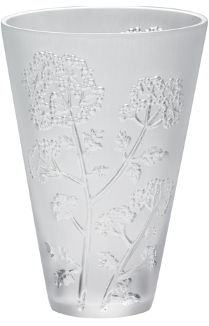 Lalique Ombelles Vase Small 10141100