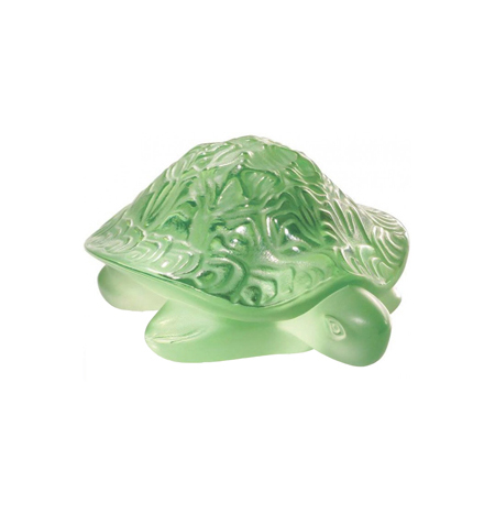 Lalique Sidonie Turtle Green