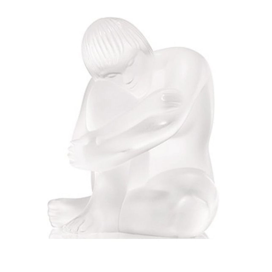 Lalique Nude Wise Sculpture 1192900