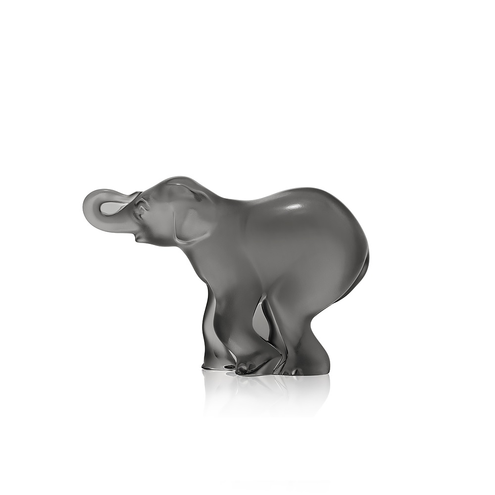 Lalique Timori Elephant Sculpture 10492600