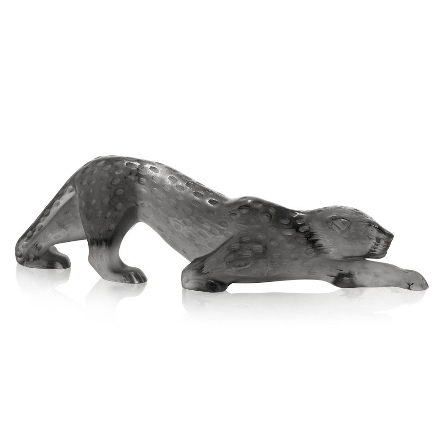 Lalique Zeila Panther Large Sculpture 1167400