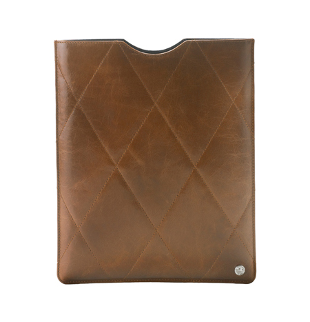 GTO London 250 GTO iPad Sleeve Tan GL26-2