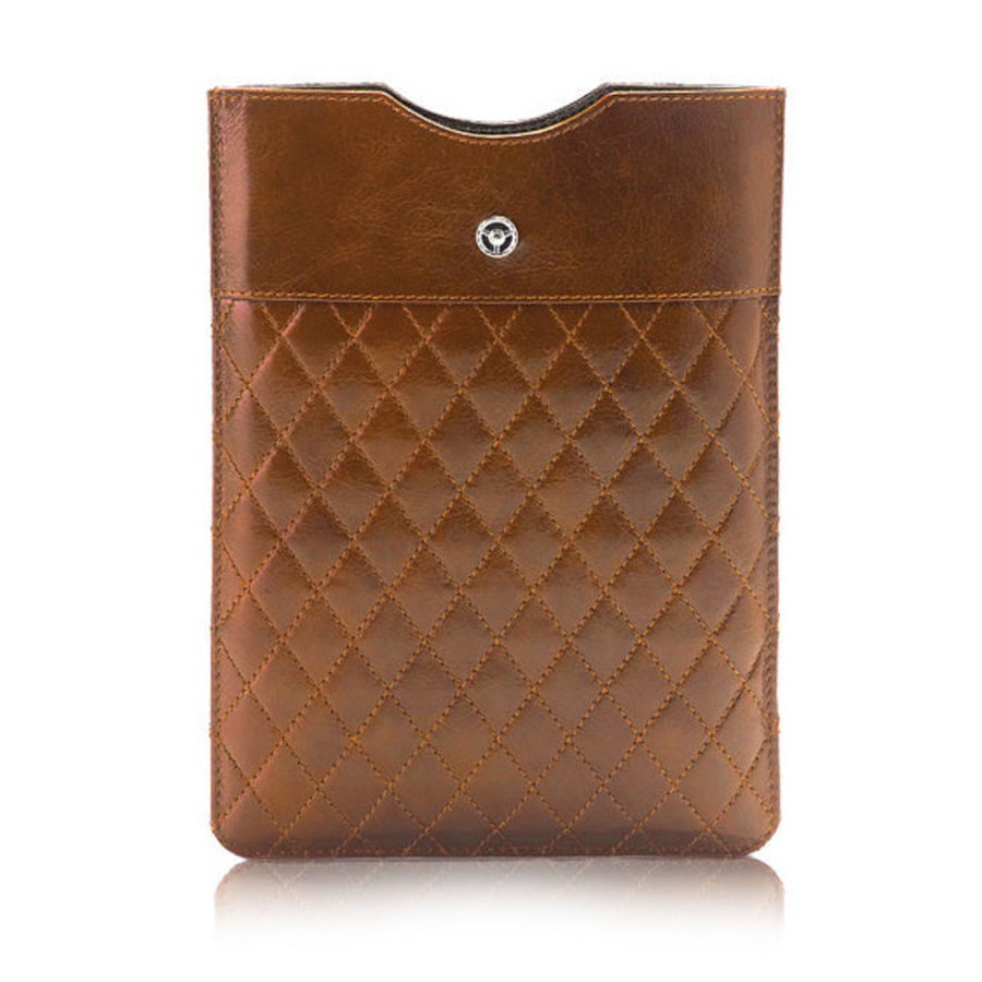 GTO London 250 GTO iPad Mini Sleeve Tan GL27-2
