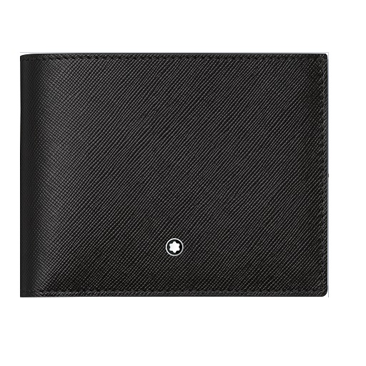 Montblanc Sartorial Black Leather Wallet 113220