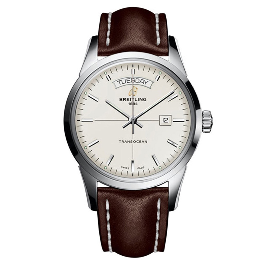 Breitling Transocean Day & Date A4531012/G751/437X