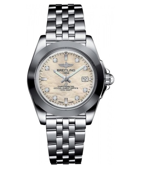 Breitling Galactic 32 Sleek Edition W7133012/A801/792A